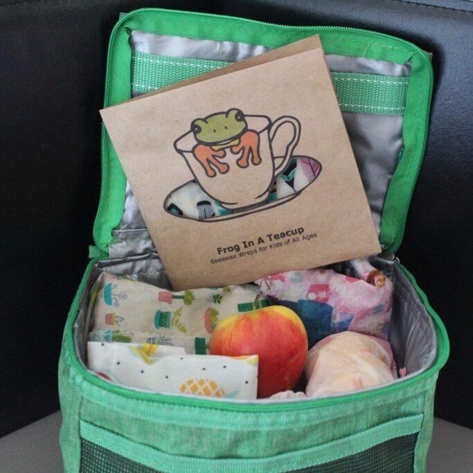 Lovely litterless lunchbox